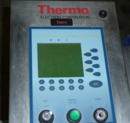 Used Thermo Electron Corp Inscan Metal Detector