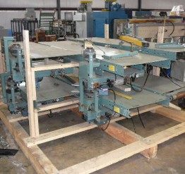 Used 'as is' Assorted Case Conveyor