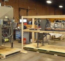 Pearson 1135 Multi-Pak Stuffer Rebuilt-SOLD